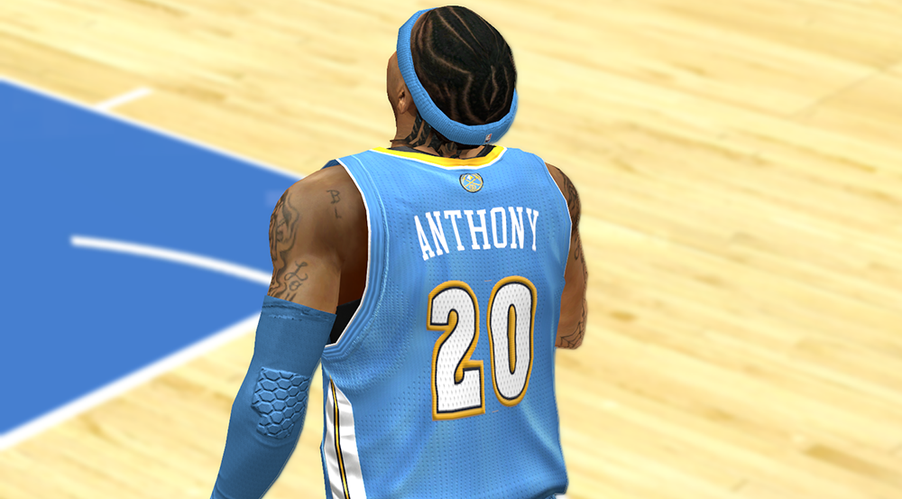 Pin Carmelo Anthony Cornrows Gallery on Pinterest