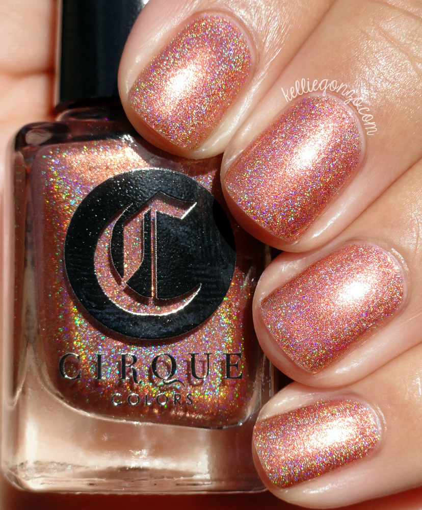 Cirque Colors - Cypress // kelliegonzo.com