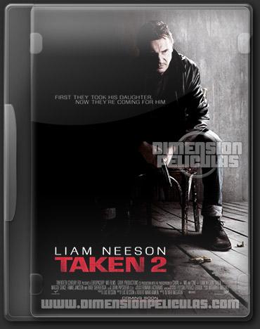 Taken 2 (DVDRip Ingles Subtitulada) (2012)