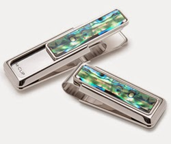 Mother_of_Pearl_money_clip-Available in gold and rhodium finishes along with anodized aircraft-grade aluminum and stainless steel models.