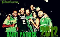 saint patrick 2012