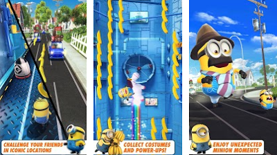 Game Despicable Me APK Mod Shopping