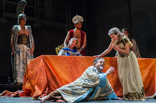 Gasparini - Il Bajazet - Opera Barga 2014, photo credit Rudy Pessina