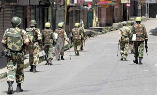 CRPF security in Darjeeling