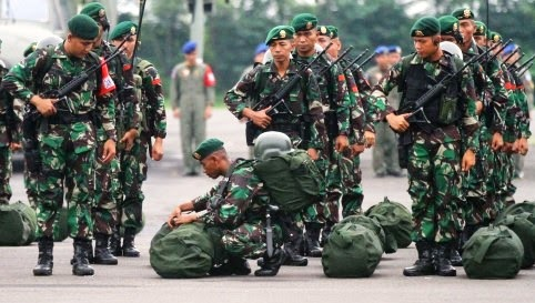 Latihan PPRC di Poso libatkan 3222 prajurit TNI