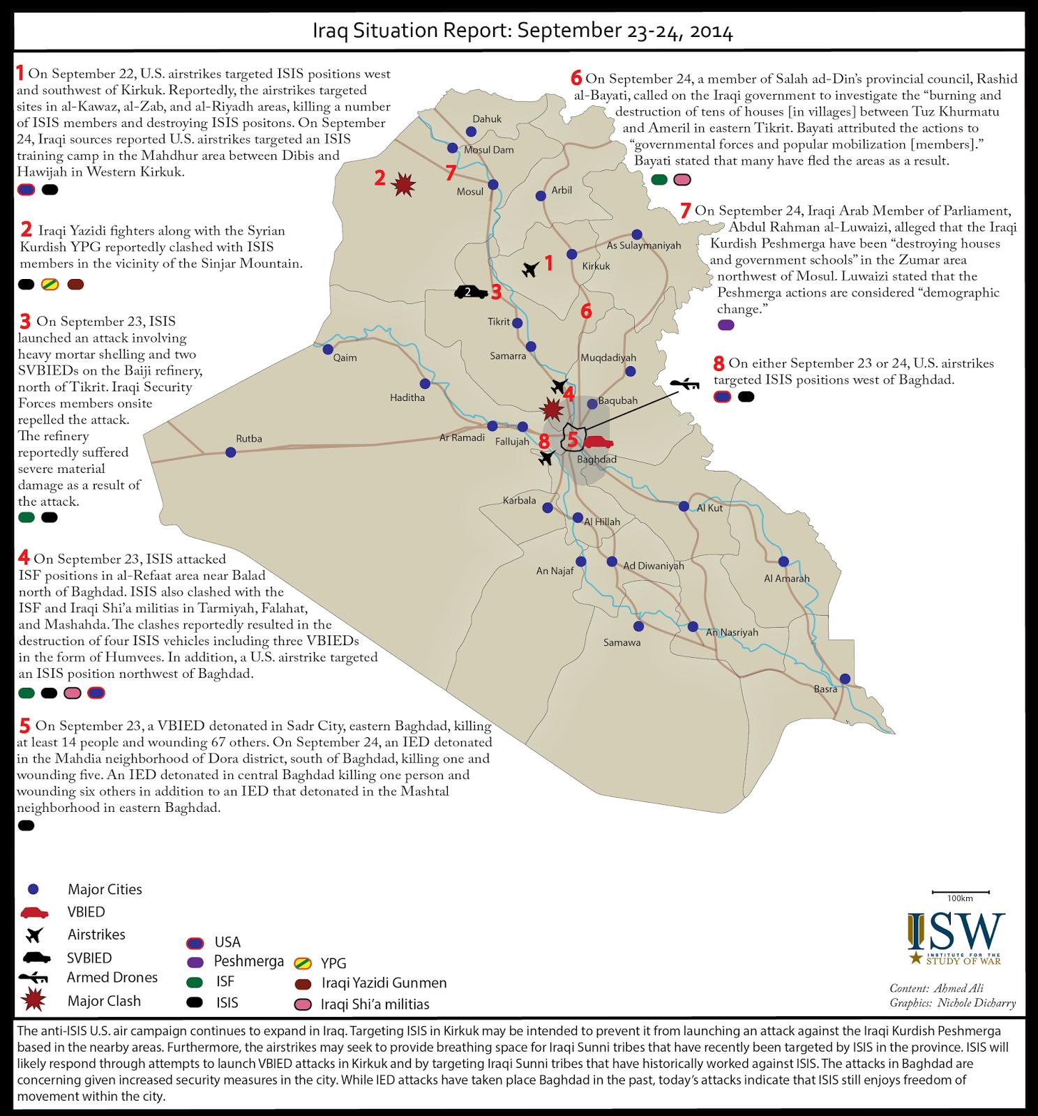 Iraqi Militias and the Aftermath of Amerli   HRW
