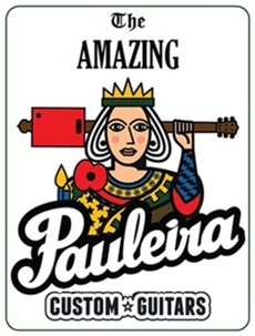 Pauleira Guitars
