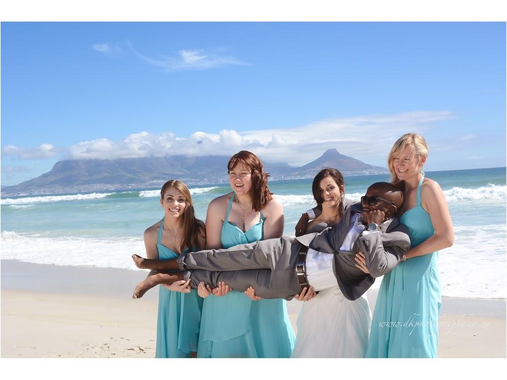 DK Photography LASTBLOG-052 Stefanie & Kut's Wedding on Dolphin Beach, Blouberg  Cape Town Wedding photographer