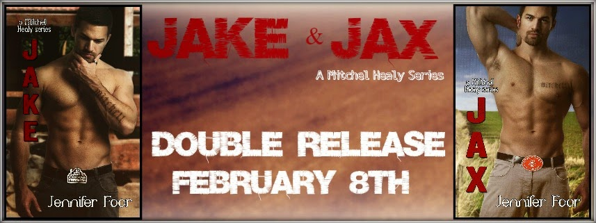 Double Release Day Launch: Jake and Jax by Jennifer Foor