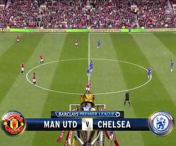 MU vs Chelsea 0-0 Selasa (27/8/13)