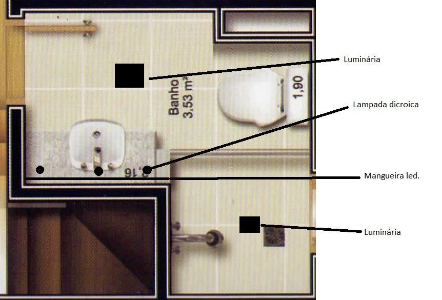 decoracao gesso banheiro : decoracao gesso banheiro:Estilo Casa & Decoração: Gesso e iluminação
