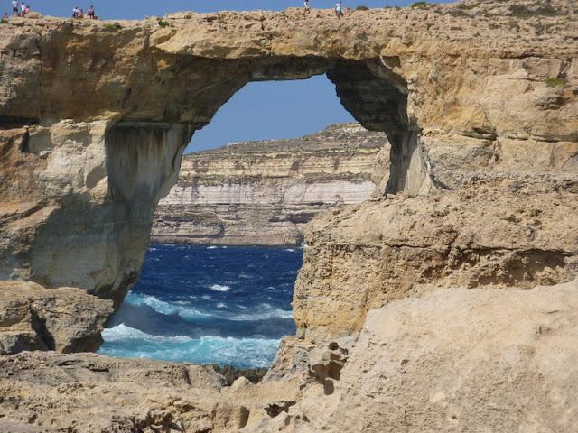 Gozo climbing? By Stevie Haston.