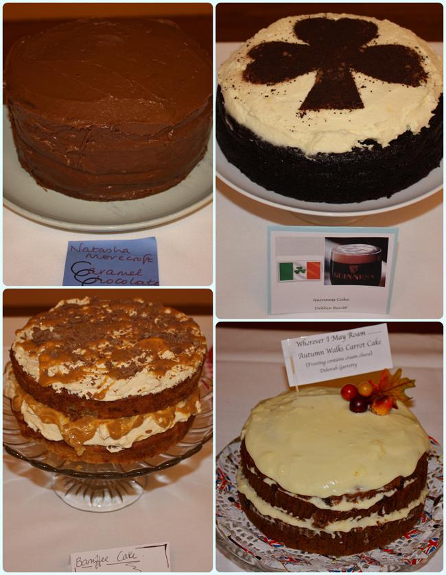 Clandestine Cake Club Bolton - Wherever I May Roam...