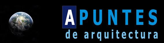 VISITA LA REVISTA DIGITAL APUNTES DE ARQUITECTURA