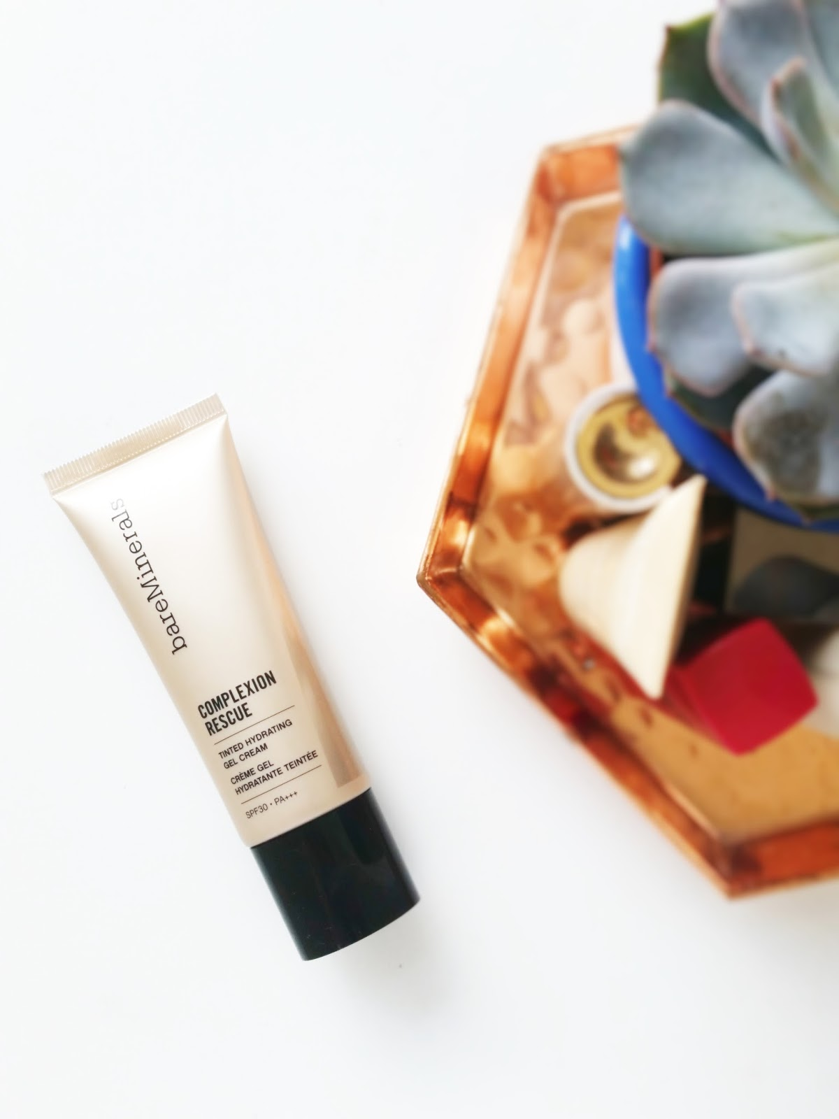 BareMinerals' Complexion Rescue Tinted Hydrating Gel Cream Review