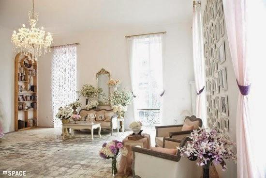 Địa điểm chụp ảnh cưới trong nhà tại Hà Nội đẹp đang HOT2
