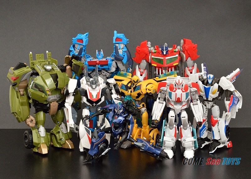 Come See Toys Transformers Prime Beast Hunters Ultra Magnus