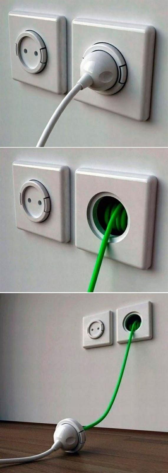 peralatan rumah yang kreatif