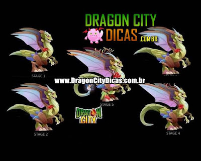Dragão Flora