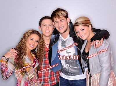 James Durbin Voted Off - American Idol 2011