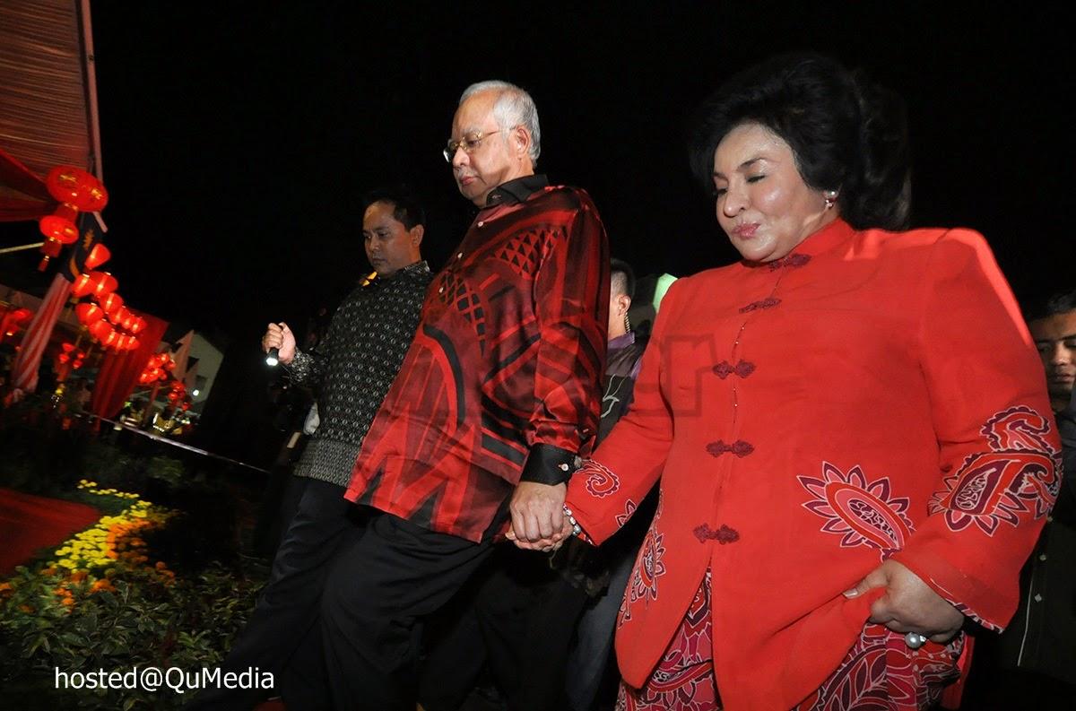 Gaya Hidup Rosmah Di Kritik Tun M Dalam Blog Hari Ini