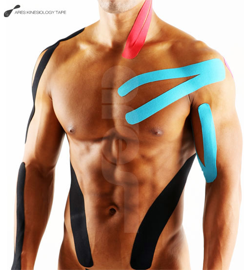 how to use sports tape