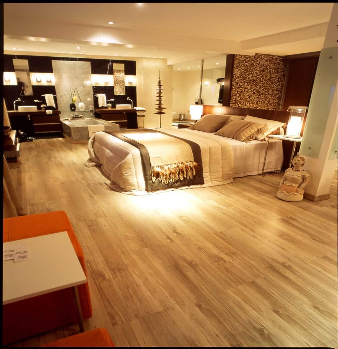 Construindo Minha Casa Clean: Duvida da Leitora Dicas de Pisos  #BA4204 1088x1125 Azulejo Vinilico Banheiro