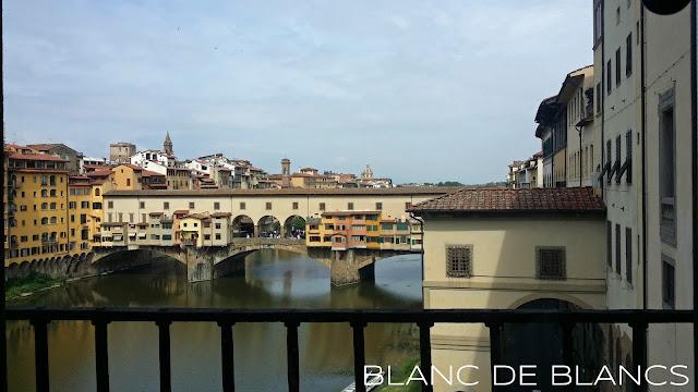 Ponte Vecchio, Firenze - www.blancdeblancs.fi