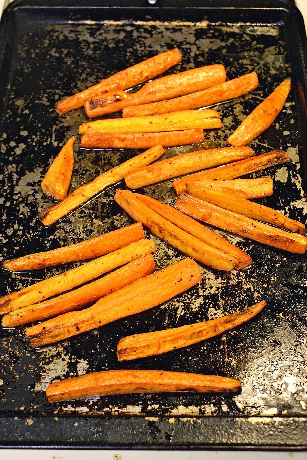 carrot romesco sauce