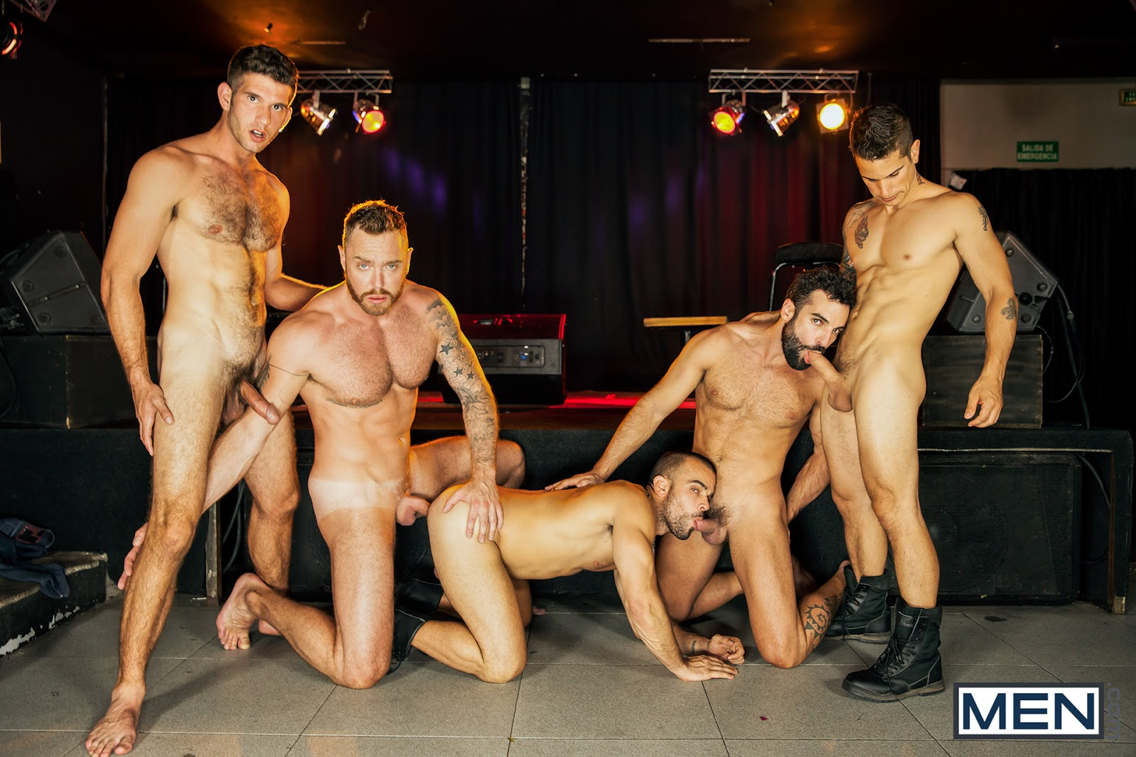 naked gay celebriies