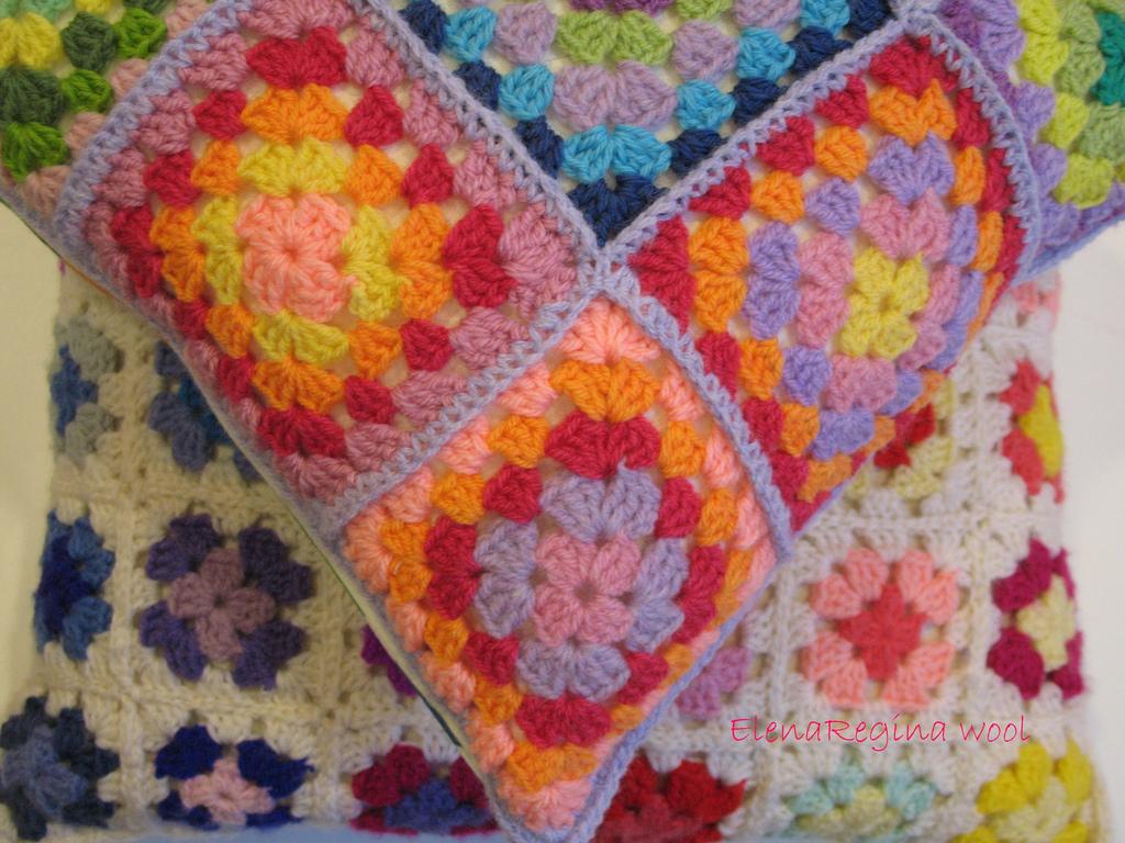 Elenaregina wool la mia coperta del cuore for Piccoli piani di coperta