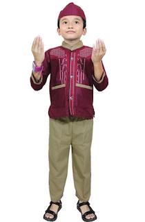 Baju Lebaran Anak Laki-laki