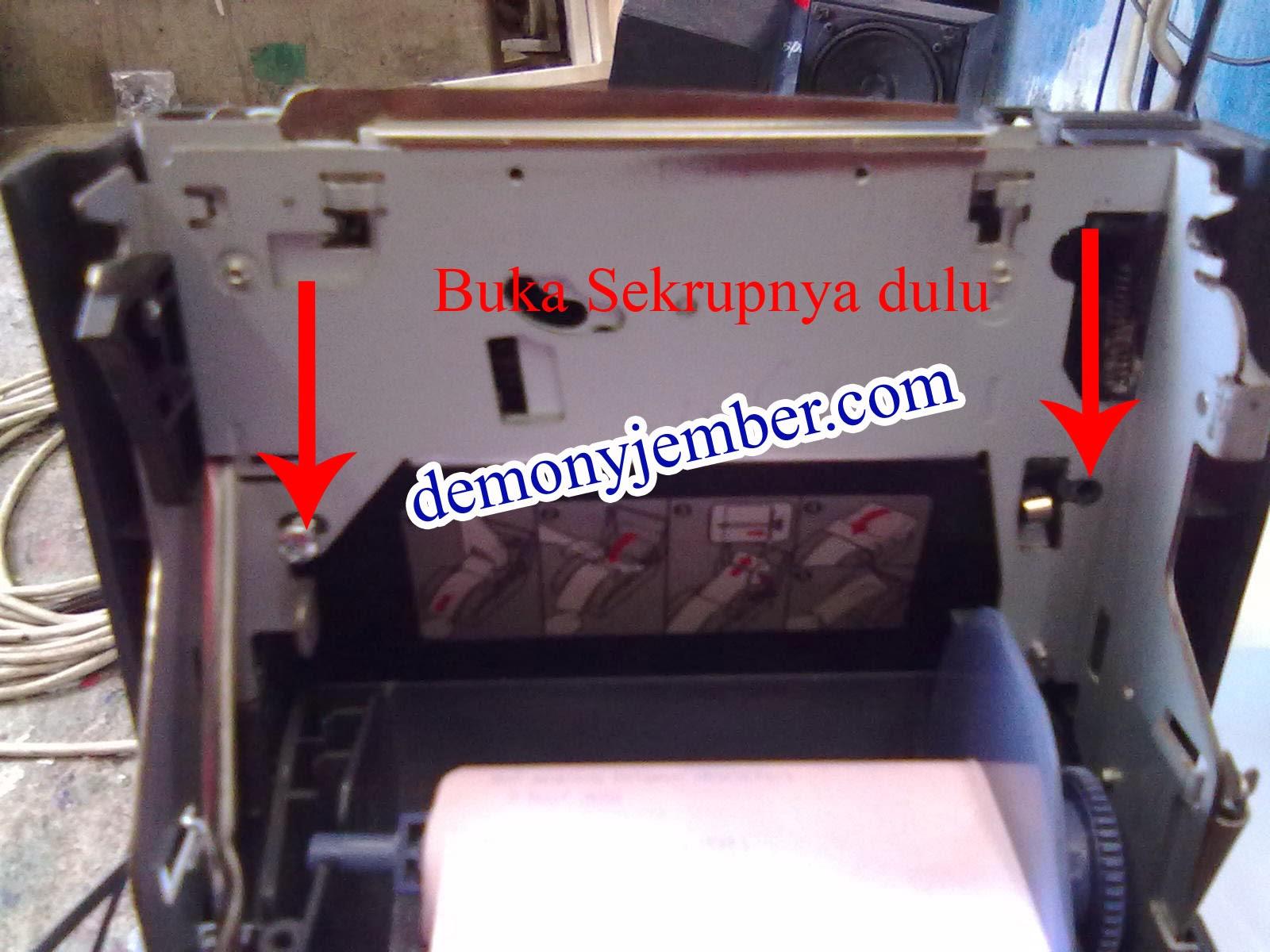 Bagian Auto Cutter Epson TMU-220