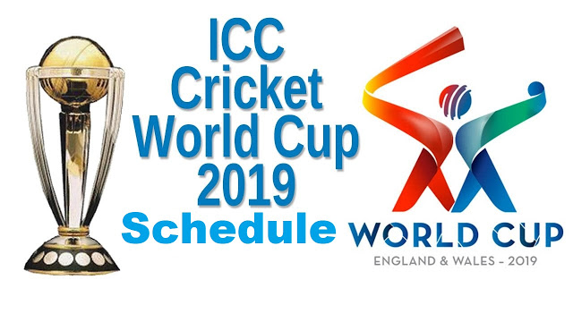 2019 Cricket World Cup Teams and Schedule