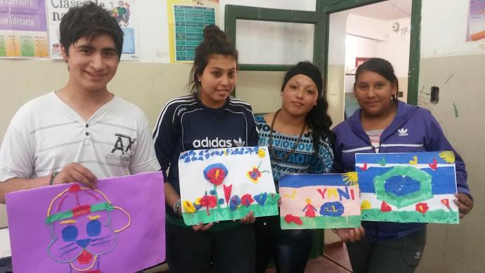 producciones artísticas de nuestros alumnos
