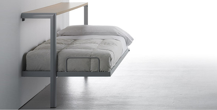 Bb blog space saving folding wall bed - Space saving guest beds ...