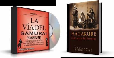 hagakure el camino del samurai yamamoto tsunetomo audiolibro libro Hagakure: El Camino Del Samurai   Yamamoto Tsunetomo [Audiolibro + Libro]