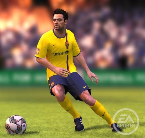 Juego Fifa10 para Celular Gratis (Pueden jugar dos jugadores)