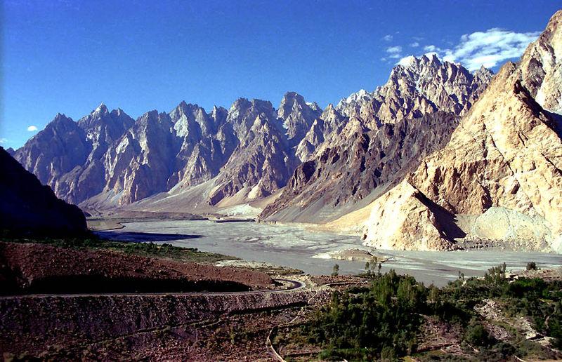 Baltoro Glacier (Pakistan)