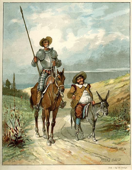 Don Quijote De la Mancha (Resumen ) Biografia