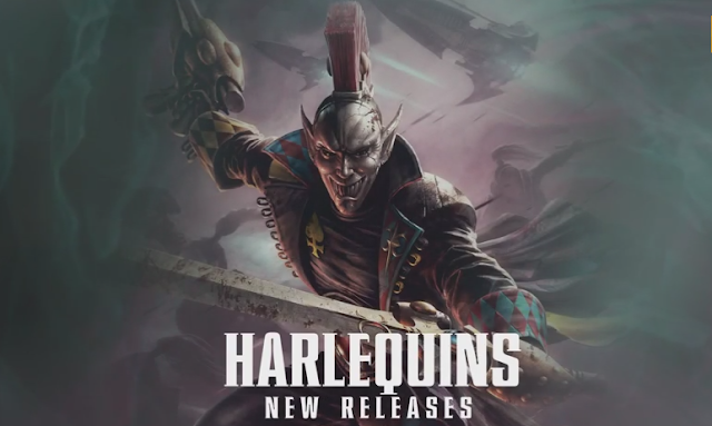 Pre-Orders and Hints of More Kits to Come: Harlequin Video