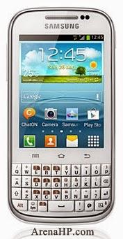 spesifikasi dan harga samsung galaxy chat GT-B5330
