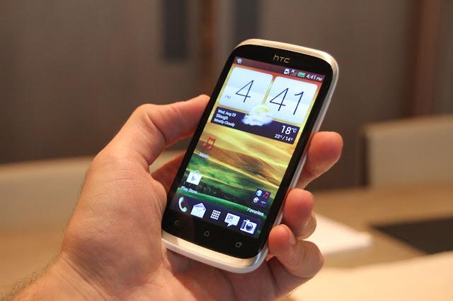 HTC DESIRE X Last Images 7