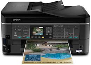 Epson WorkForce 635 Driver Download For Windows 10 And Mac OS X