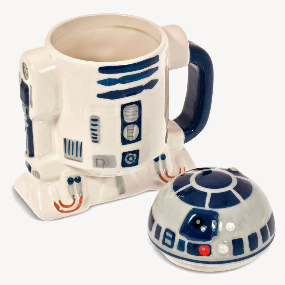 Taza Androide R2D2