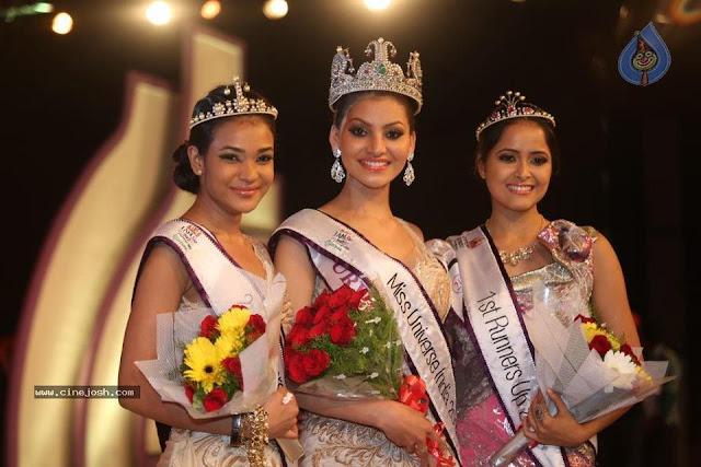Urvashi Rautela I am She - Miss India Universe 2012 Winner