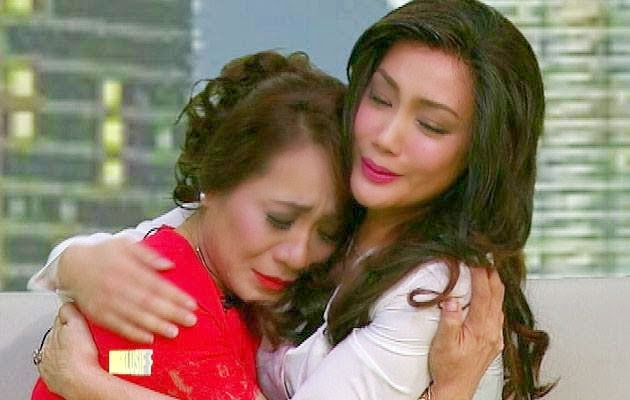 Video Pertemuan Eksklusif Amelina Bersama Erra Fazira, info, terkini, hiburan, sensasi, ratu dangdut, Amelina, erra fazira,