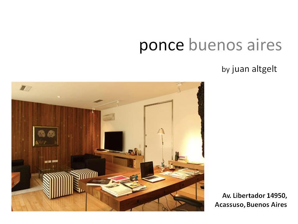Facultad de arquitectura dise o arte y urbanismo for Diseno de interiores buenos aires