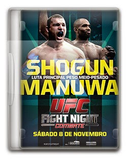 UFC Fight Night: Shogun vs. St. Preux