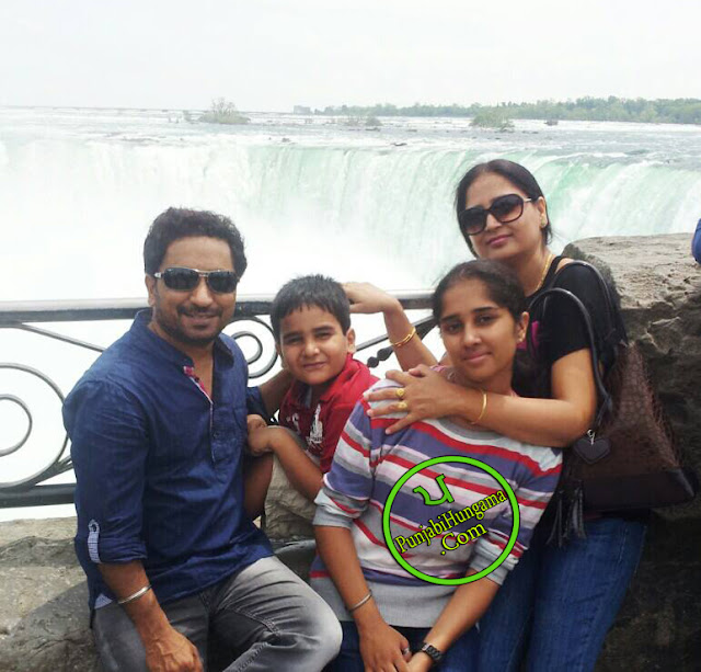 Rana Ranbir wife, Children, Family Photos
